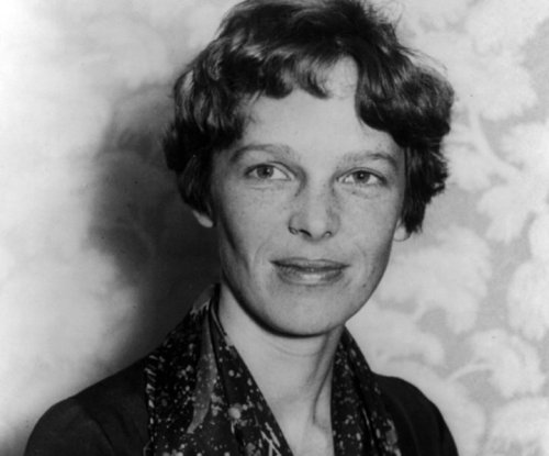 Renowned U.S. pilot Earhart is pictured in this 1928 handout photograph